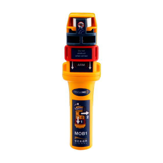 Ocean Signal RescueME MOB1 - Man Over Board Device