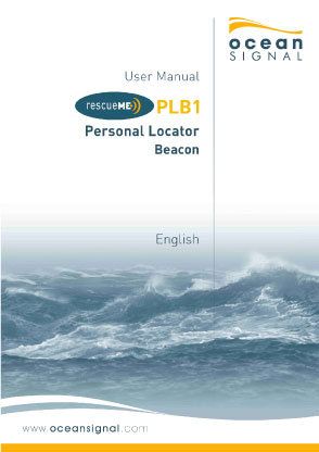 RescueME PLB1 User Manual