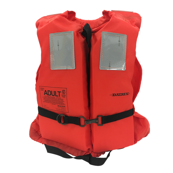 Datrex Type I Offshore Vest-Style PFD