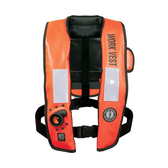 Mustang Survival HIT™ Inflatable Work Vest (Auto Hydrostatic) MD3188