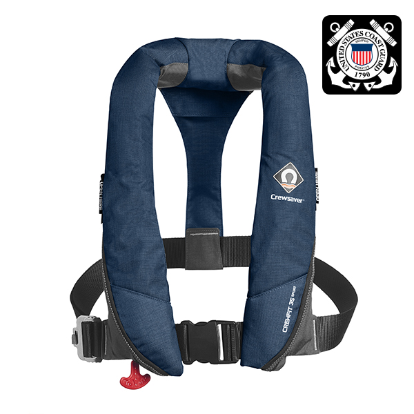 Crewsaver Crewfit 35 Sport Inflatable Life Jacket