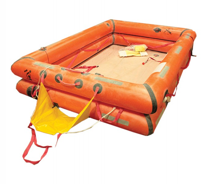 USCG Approved Inflatable Buoyant Apparatus (IBA)