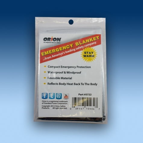 Orion Emergency Blanket