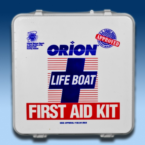 Orion - LIFE BOAT FIRST AID KIT